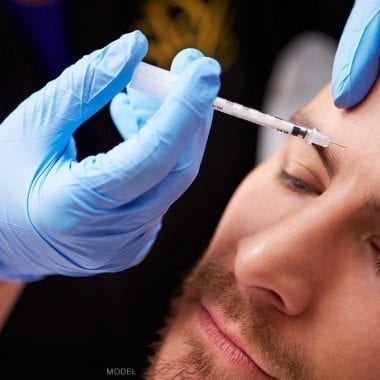 Procedure: Injectables for men